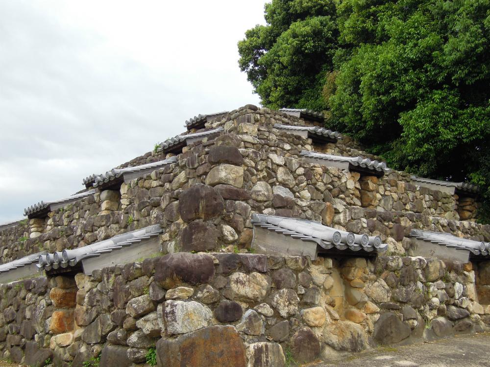 奈良 頭塔
