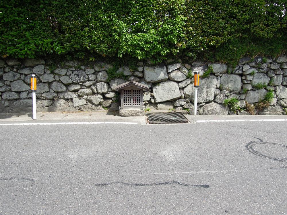 比叡山お膝元 坂本6丁目お地蔵さん