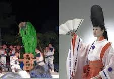 「小山郷六斎念仏と白拍子舞