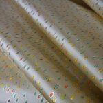 全正絹 西陣金襴 滴紋様