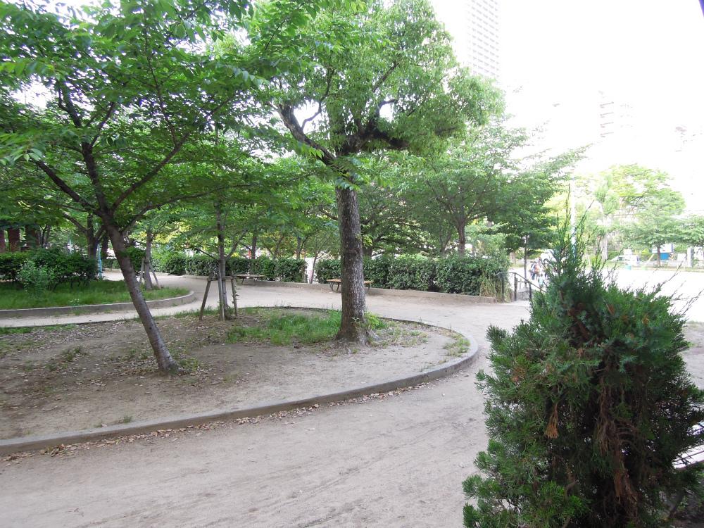 天王寺区上汐4丁目 上汐町公園