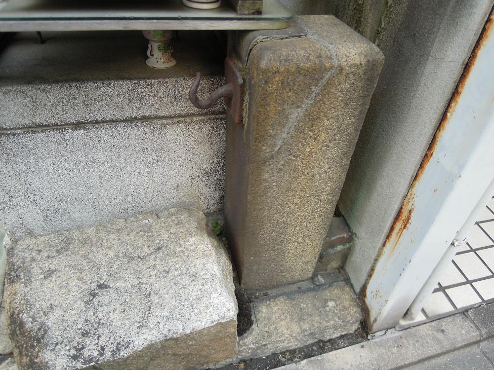 中京区柳馬場通二条下る等持寺町