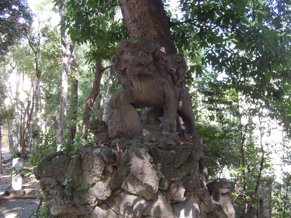 赤坂 氷川神社