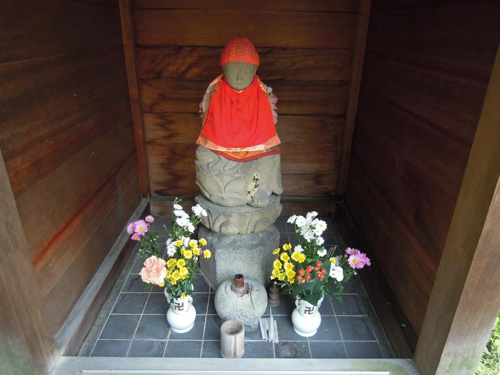 石峰寺 お地蔵さん