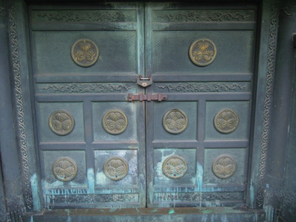 芝 増上寺 徳川墓所