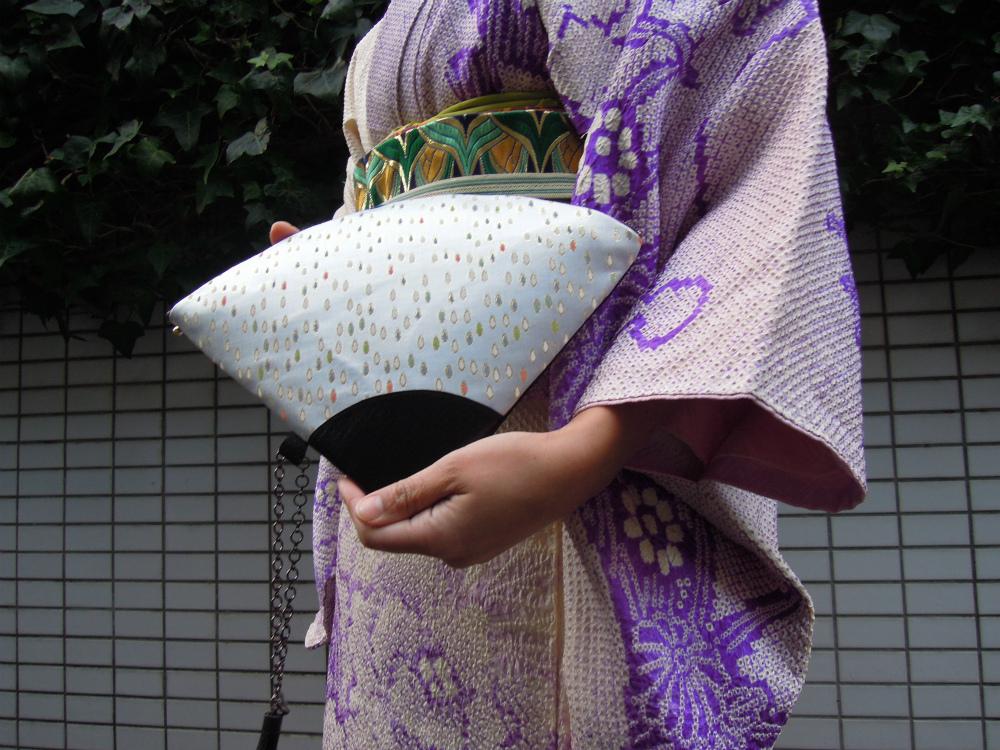 西陣織 金襴  〈西陣 岡本〉