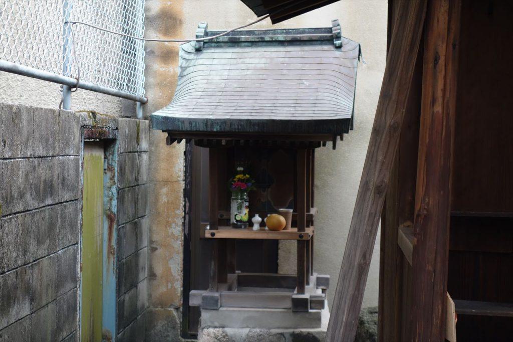 大峰寺跡 大峰厨子町