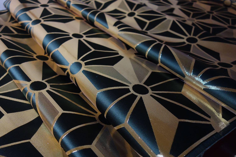 麻の葉紋様 Flax Ornament Large Pattern