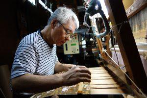 弊社の伝統工芸士