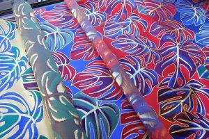 Monstera Large Pattern