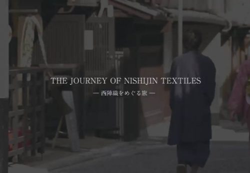 Journey of nishijin