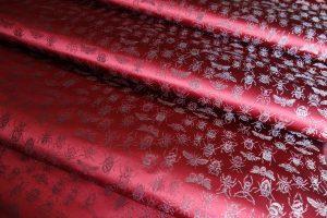 全正絹 西陣金襴 INSECT 虫紋様