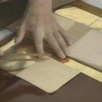 本金箔糸の作り方