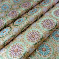 西陣織 金襴 正絹 Karahana