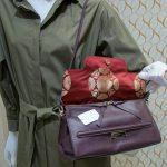 「西陣岡本」×「髙島屋」×「イタリアンブランド ZANELLATO」美しいバッグ 西陣織 金襴 正絹
