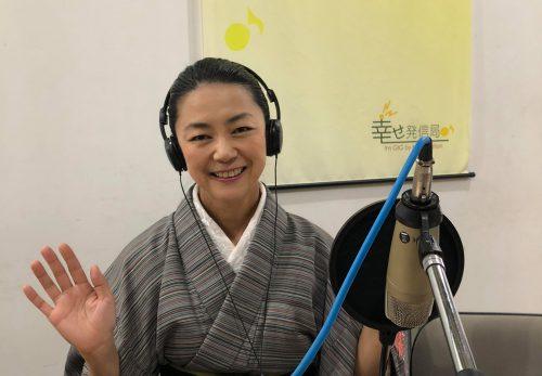 インターネットラジオ FM GIG の「花咲かサムライ ニッポン万歳!」に出演します。
