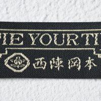 西陣 岡本×TIE YOUR TIE
