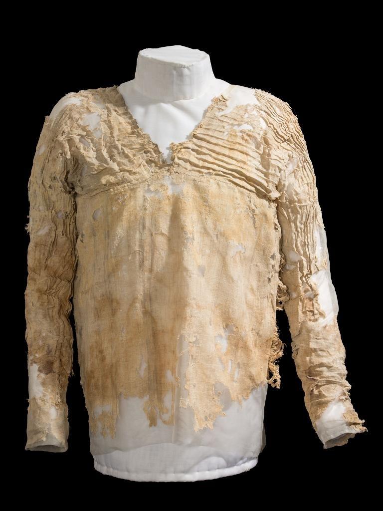 エジプト初期王朝時代の品「タルカン・ドレス」